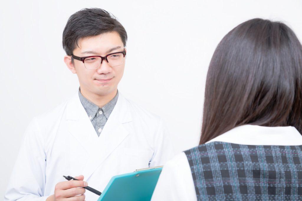 健康診断の問診
