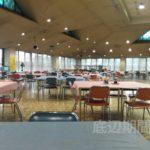 スバル大泉寮の食堂を紹介します