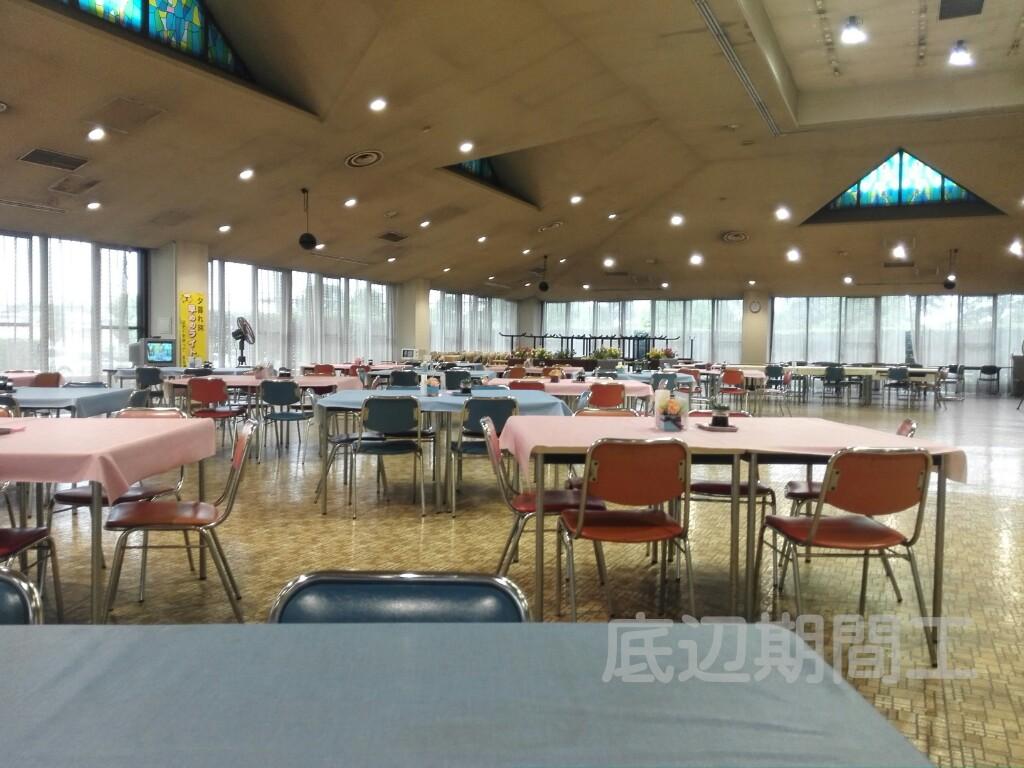 スバル大泉寮の食堂について利用方法や営業時間・メニュー等の紹介