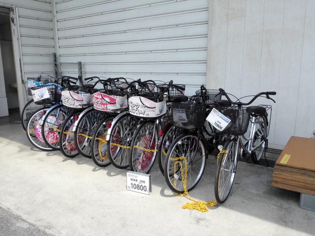最安を探せ!コメリ・カインズ・イオン太田・ドンキホーテ太田店の自転車価格チェック