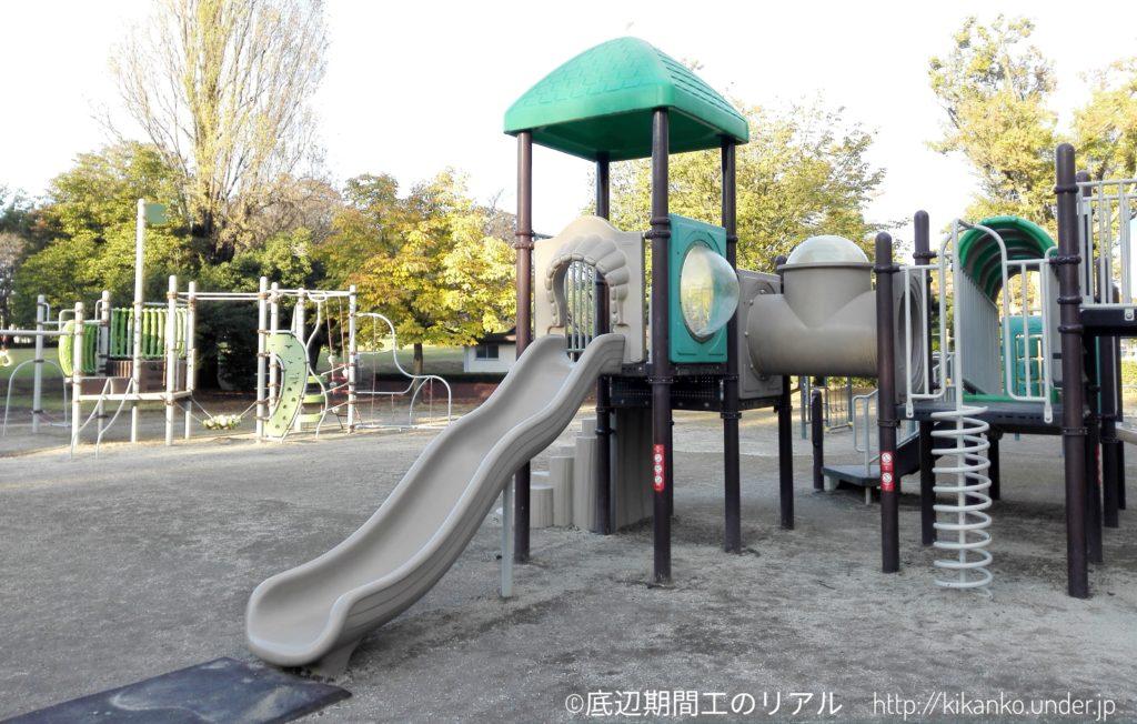 大利根寮 公園
