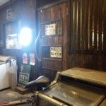 太田市新井町の居酒屋たなべ。にてスバル本工場と矢島工場の状況をちょっとだけ聞く
