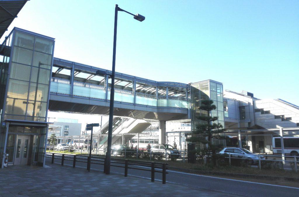 JR岡崎駅外観