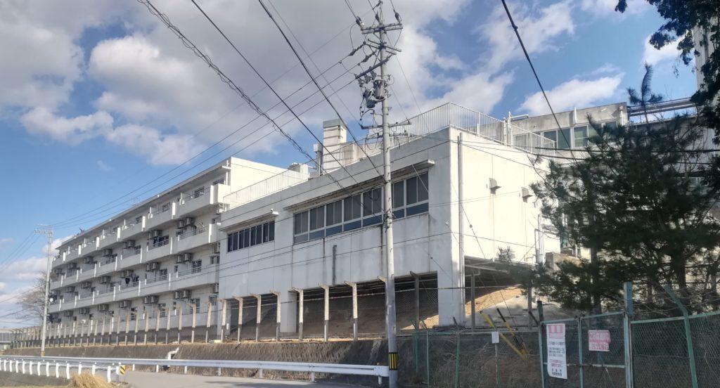 三菱自動車仁木寮2