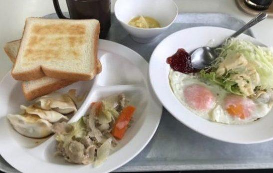 三菱期間工最大のメリットは食事!無料メニューを画像で紹介