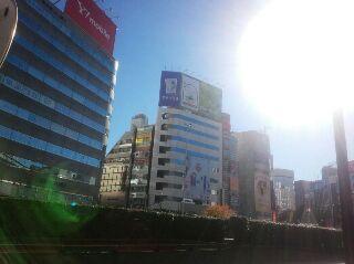 WILLERのバスで広島から東京へ