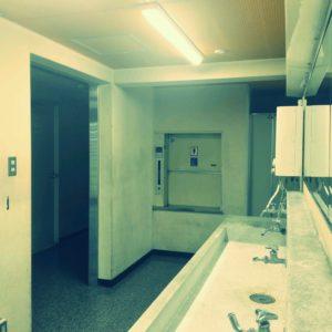 大泉寮のエレベーター