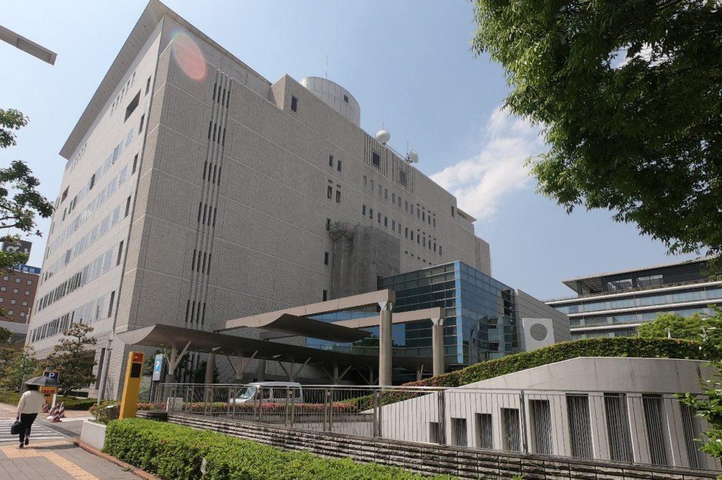 豊田市役所南庁舎画像